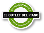 EL OUTLET DEL PIANO Logo